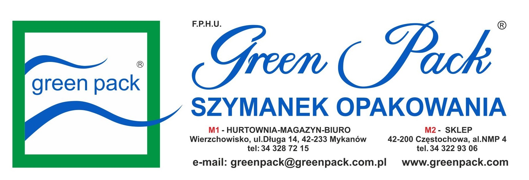 Green Pack logo